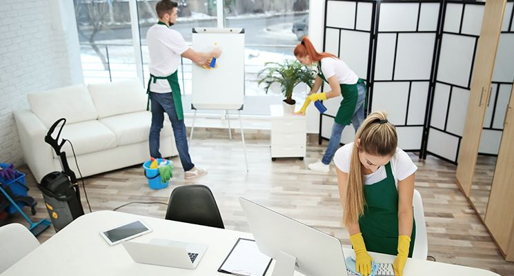Janitorial services in Honolulu, HI